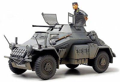 Tamiya 35270 1/35 Model German Sd.Kfz 222 Leichter Panzerspähwagen w/PE Parts