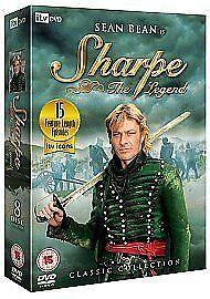 Sharpe-Classic-Collection-DVD-2010-8-Disc-Set-Box-Set
