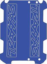 Traxxas Slash 4X4 Ultimate LCG  Chassis Protector Rally Car 7422 - Blue