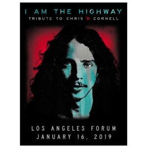 Art Poster Chris Cornell Hot Soundgarden Music Light Canvas Home Decor D387
