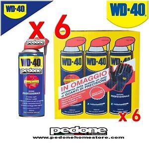 PROMO-PACK-6-WD40-SVITOL-PROFESSIONALE-MULTIUSO-DOPPIA-AZIONE-WD40-3L