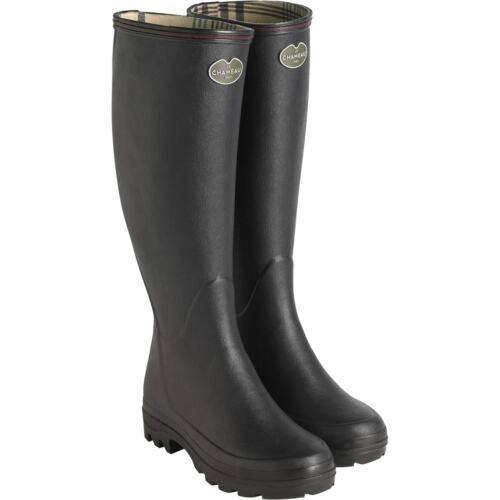 RRP £120 Our Price £99 Le Chameau Giverny Wellington Green Or Cherry