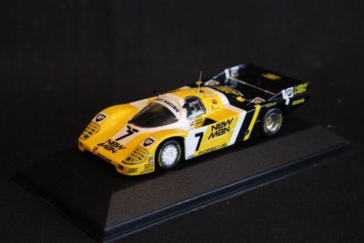Quartzo Porsche 956 Long Tail 1985 Ludwig     Barilla   Winter 24h LM (HB) 2dbd62