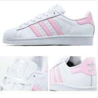 Superstar Adidas Pink Stripe