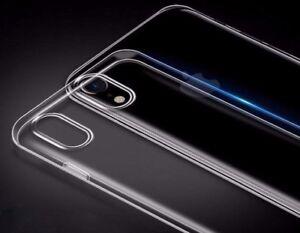 Fuer-Apple-iPhone-4-5-6-7-8-X-10-Plus-Huelle-Schutzhuelle-Silikon-Case-Tasche-Klar