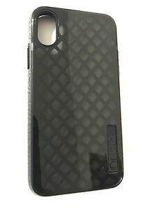 promo code d1de3 c1b11 Details about incipio DUALPRO Sport Two Layer Case for iPhone X, XS Black