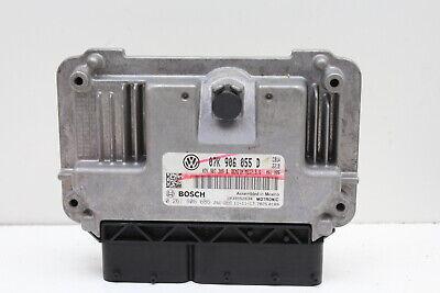 2012 12 VW PASSAT COMPUTER BRAIN ENGINE CONTROL ECU ECM EBX MODULE K3798
