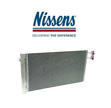 NEW BMW E82 E89 E90 E92 135i 335d Z4 A/C Condenser with Receiver Drier Nissens