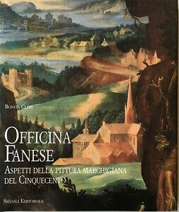 Cleri - Officina Fanese. Aspetti della pittura marchigiana del Cinquecento  1994