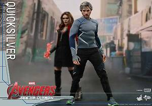 HOT-TOYS-1-6-MARVEL-AVENGERS-MMS301-SCARLET-WITCH-MMS302-QUICKSILVER-COMBO-SET