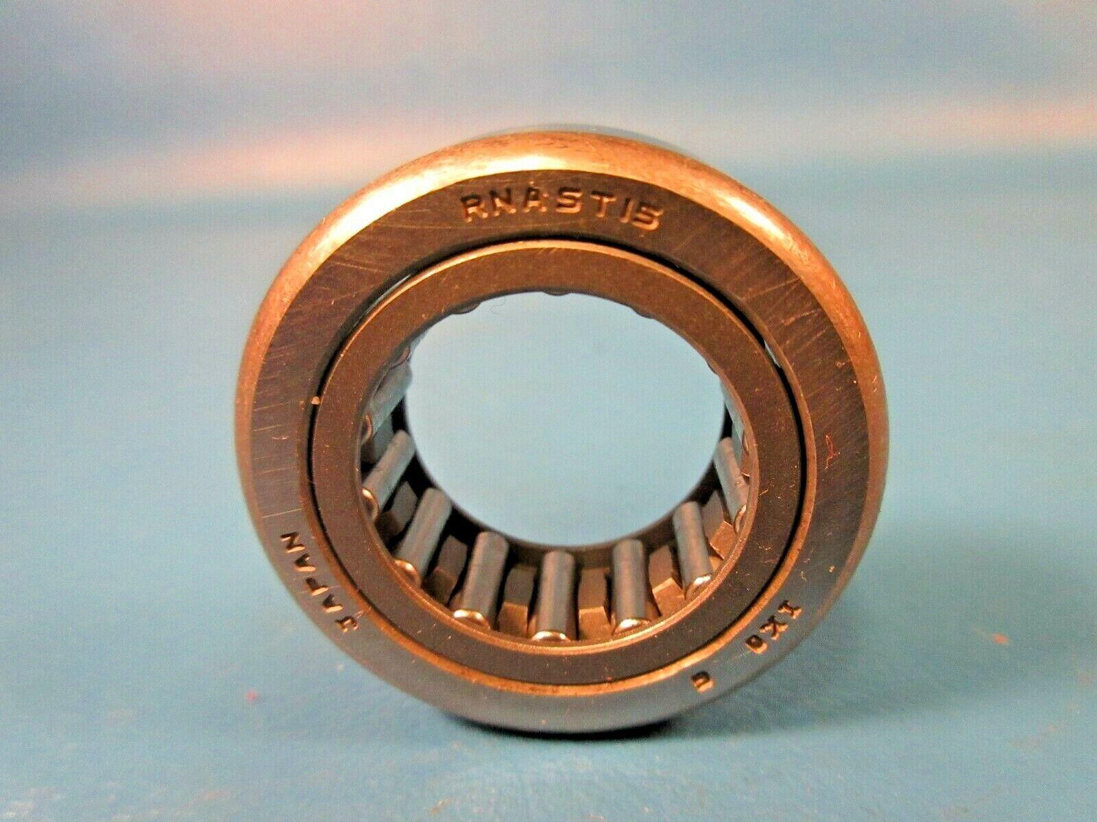 IKO RNAST15, Separable Roller Follower W o Inner Ring- Metric (Nippon Thomson)