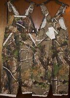 Girls Pants Sz 4t Ranger Bib Overalls Realtree Camouflage you Go Girl