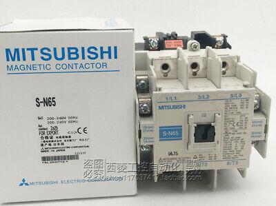 Nuevo En Caja Para Mitsubishi Ac Contactor S-N50 AC110V AC220V AC380V