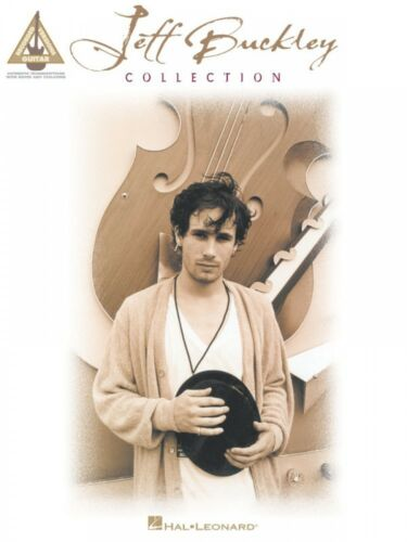 Jeff Buckley Collection Sheet Music Guitar Tablature Book NEW 000690451