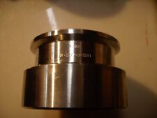 2 Tri Clamp Sanitary X 34 Fnpt C 22 Hastelloy Reducing Adapter Fitting
