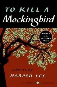 Perennial-Classics-To-Kill-a-Mockingbird-by-Lee-Harper-2005-Paperback
