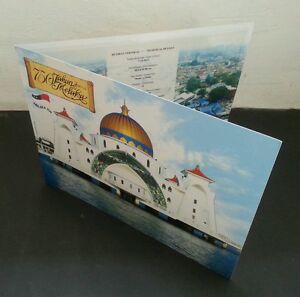 Melaka 750 Years Malaysia 2012 Temple Palace Tourist Place (Folder) *Limited