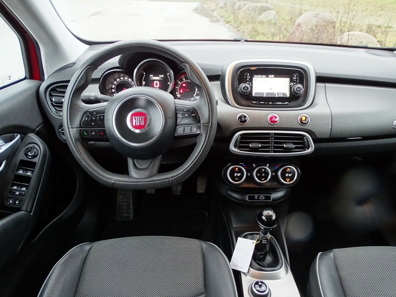 Fiat 500X 1,4 M-Air 140 Cross Plus Traction+ - billede 7