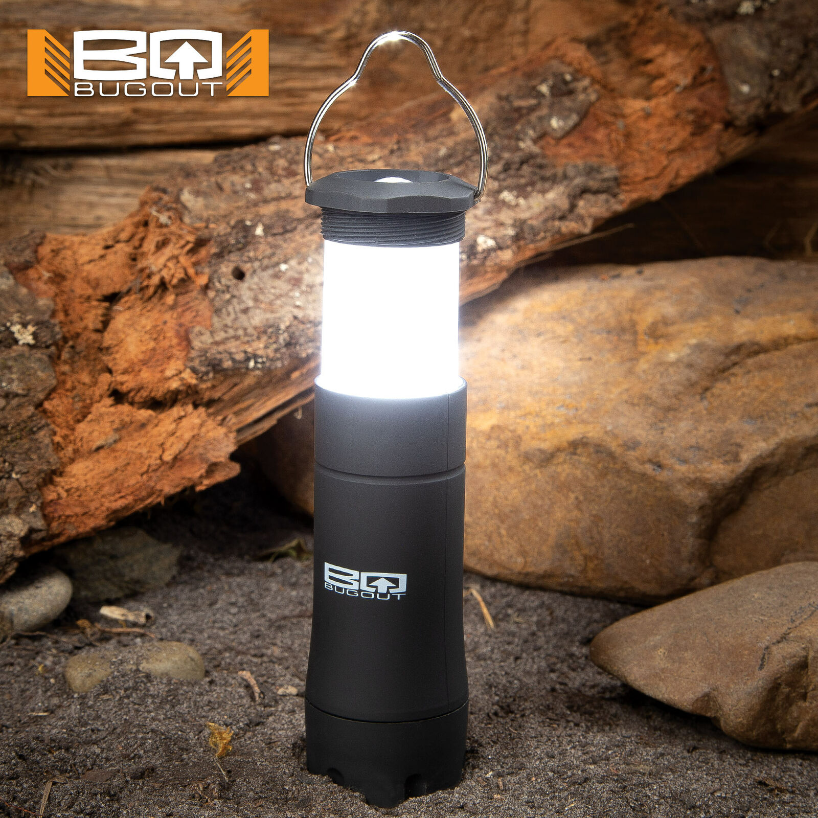 Portable 11 LED Outdoor Camping Light Torch 3X Battery Lantern Light Tent  KY