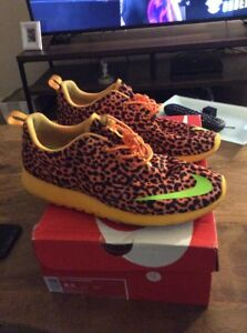 Nike Roshe Cheetah Nike Run Roshe Cheetah Run UnFqO4tUw