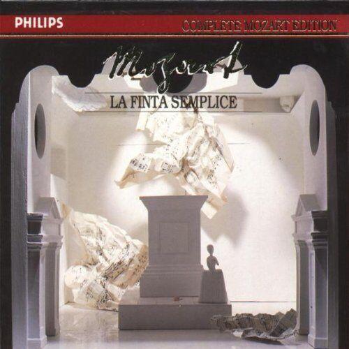 Mozart edition Vol 28 - Das mock einfache / Schreier, Hendricks, murray - CD