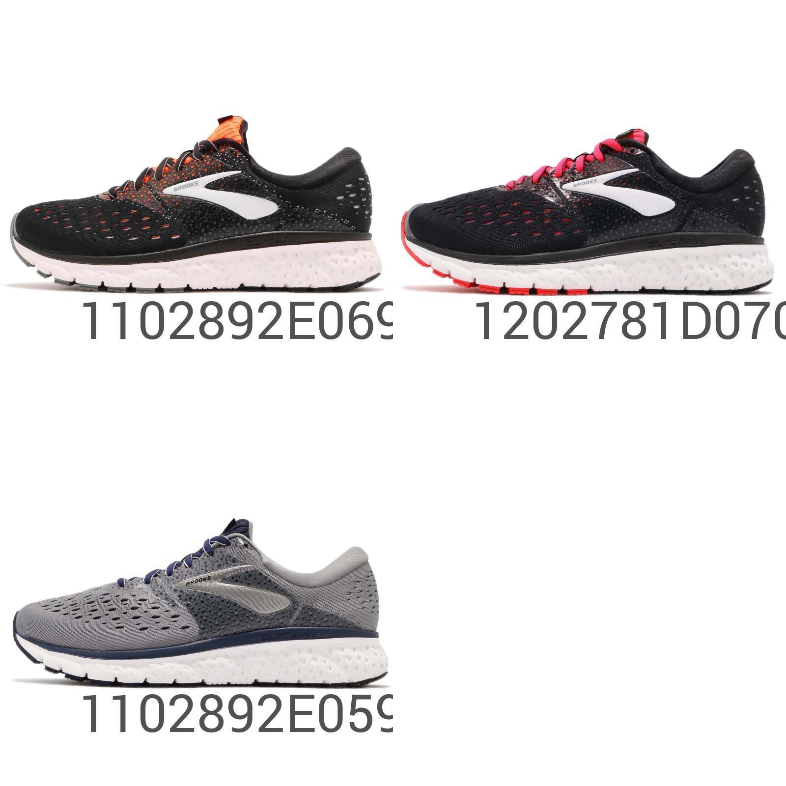Brooks Glycerin 16 grand Hommes Femmes neutre Cushion FonctionneHommest chaussures paniers Pick 1