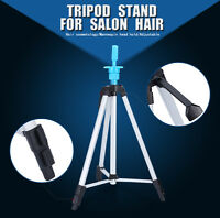"""Cosmetology Mannequin Tripod Fr Training Head Doll Stand Holder Carry Bag 55"""" Ls"""