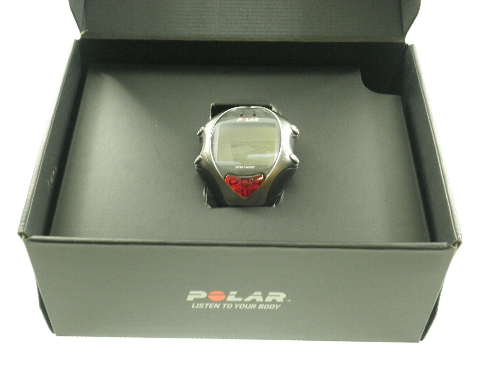 POLAR RS400sd HEART RATE MONITOR RUNNING FITNESS +FREE HAT 90026360 &ARMBAND 90026360 HAT NEW 3b6868