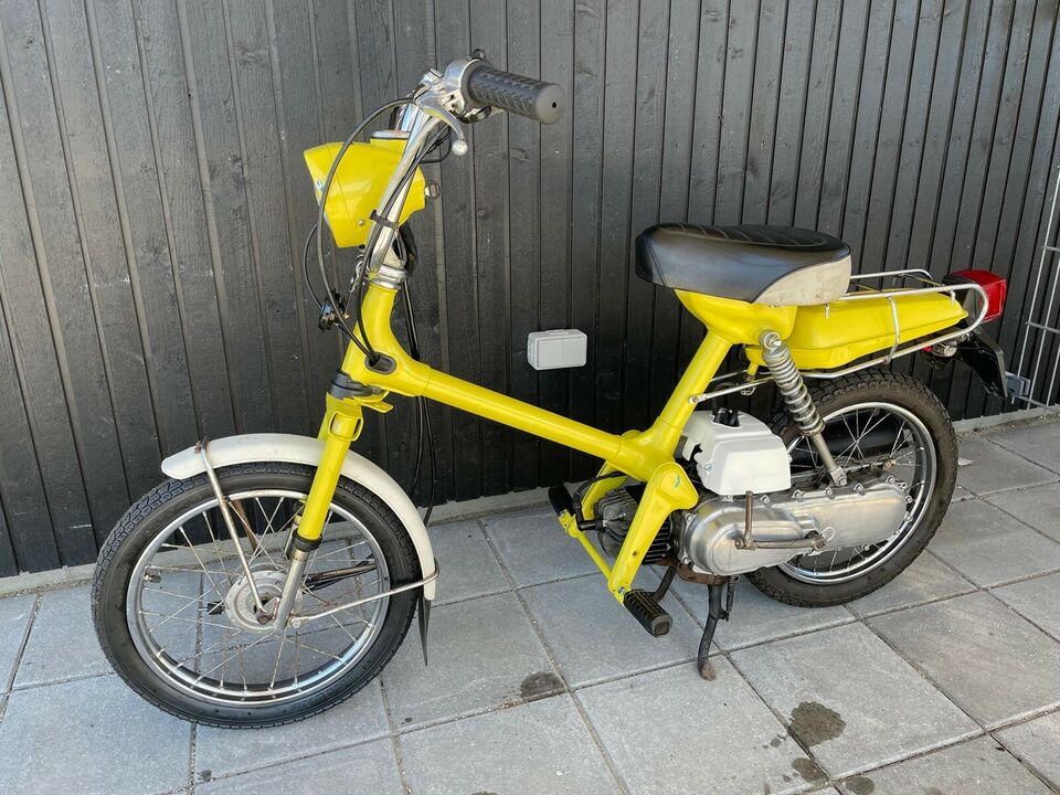 Honda Nc50 Express, 1978, 8200 km