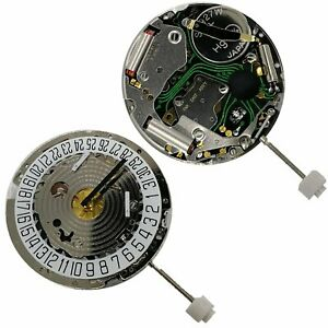 ISA-8171-202-Movimiento-de-Cuarzo-Date-At-4-039-6-Pin-Reloj-Recambios-Bateria-927