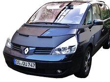 Haubenbra Renault Espace Bj. 2002-2014 Steinschlagschutz Car Bra Top !!!