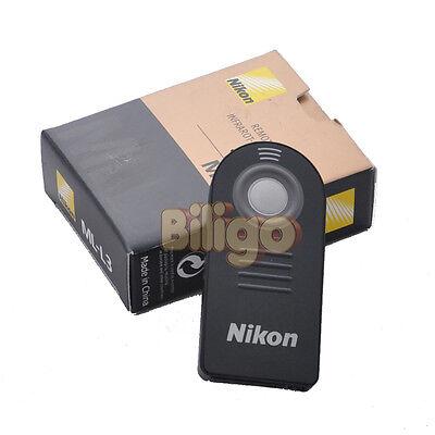 ML-L3 Remote Control For Nikon D3300 D5300 D7100 D610 D5200 D3200 D7000 D90 D80