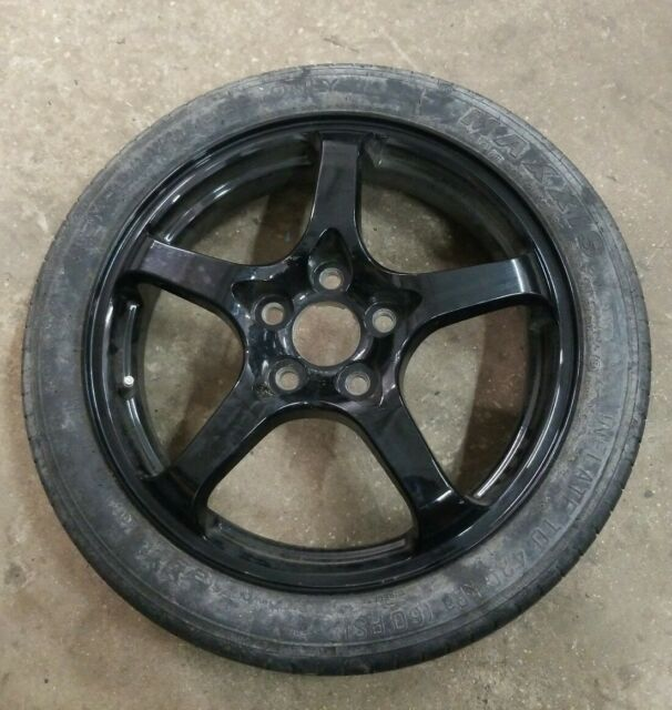 """2008-2014 Cadillac CTS 18"""" COMPACT SPARE WHEEL RIM TIRE"""