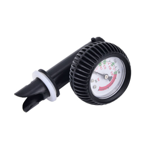Inflatable boat air pressure gauge air connector for kayak Raft sup board pi