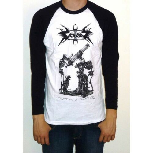 "Vektor /""Skeletons/"" Baseball Shirt-Nouveau Officiel"