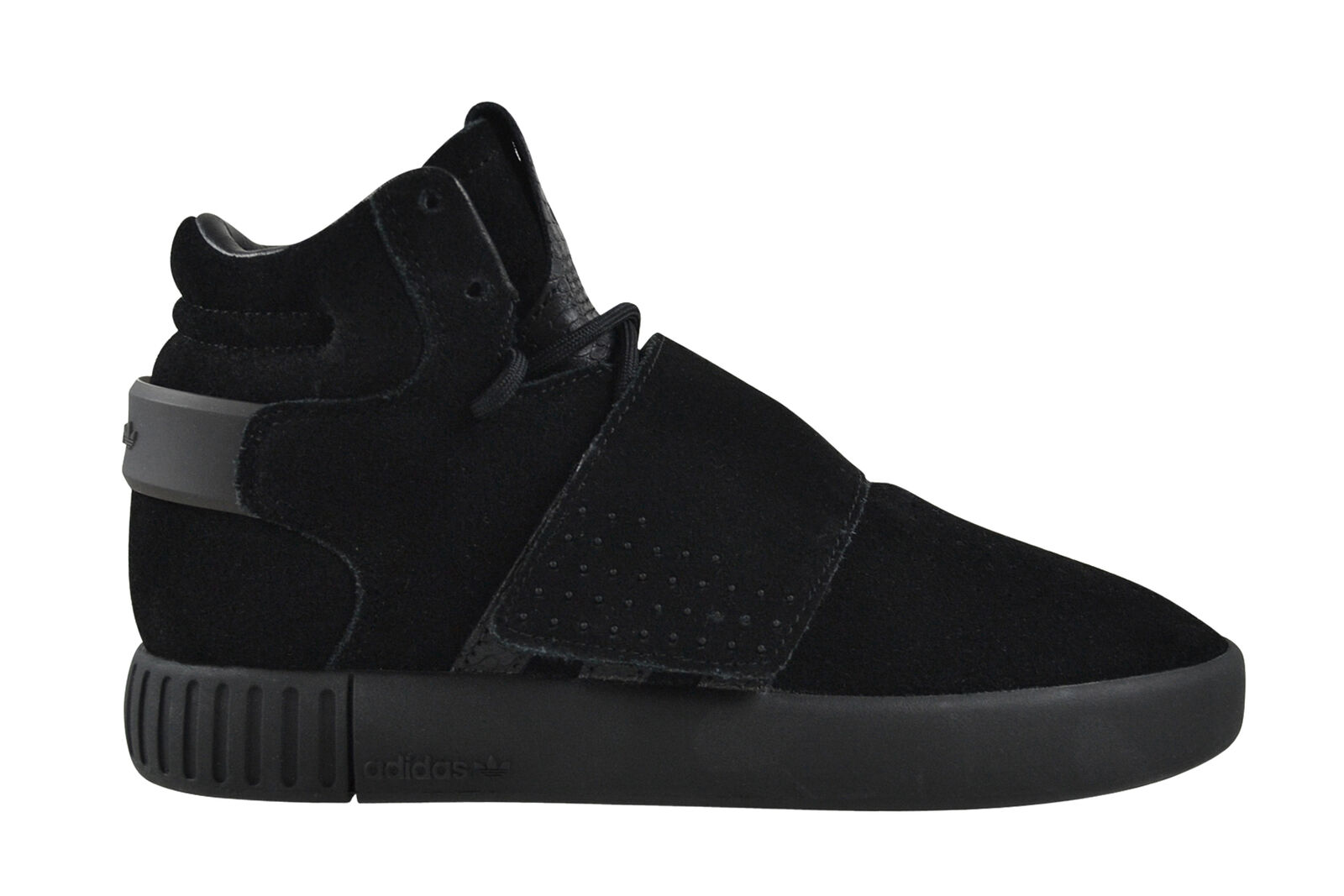 Adidas Tubular Invader Strap schwarz footwear Weiß Turnschuhe Schuhe schwarz BY3632