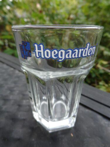 Mini BEER Brewery Taster Glass ~*~ Hoegaarden Brouwerij 15 cl Belgian Hexagonal