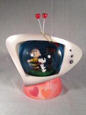 Vintage - Peanuts - TV Classics - Glitter Globe - NIB