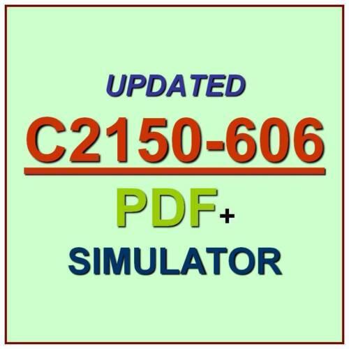 Latest IBM C2150-606 Verified Practice Test Exam QA PDF+Simulator