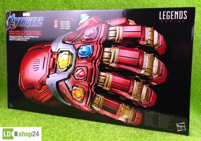 Hasbro Marvel Legends Series Avengers: Power Handschuh