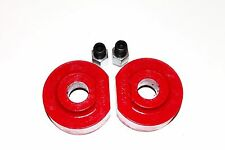 """FORD F150 1980-1996 LIFT KIT FRONT 2"""" URETHANE SPACER EXTENDER STUD 4WD R2 USA"""