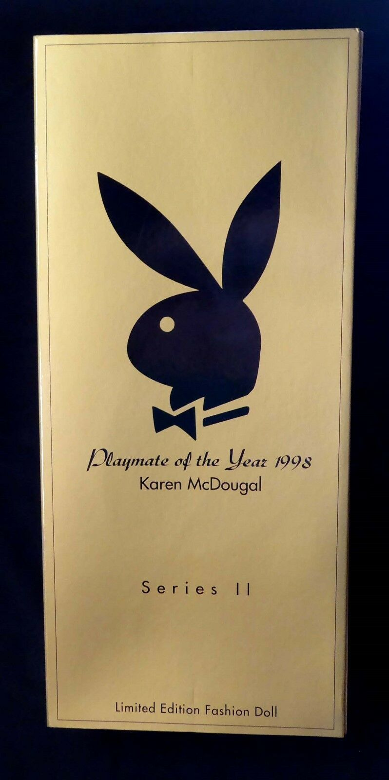 Karen McDougal Playboy Playmate o t Year 1998 18  Doll Limited Sealed New 2002