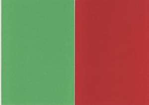 50-Fogli-25-x-Rosso-amp-25-x-VERDE-A4-240GSM-spesso-SCURO-Biglietto-di-Natale