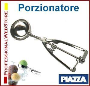 PORZIONATORE-GELATO-PALLINE-ACCIAIO-COPPE-PINZA-GELATI-PORZIONI-SFERE-CUPOLE