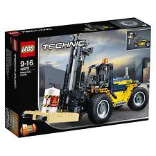 LEGO Technic 42079 Schwerlast-Gabelstapler NEU & OVP