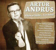 Artur Andrus - Pilem w Spale... I co dalej ? (2 CD + 1 DVD) 2013 POLISH POLSKI