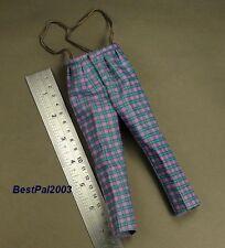 1/6 Scale Pants From Hot Toys DX08 Batman 1989 Joker Jack Nicholson Figure Set