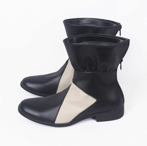 The Seven Deadly Sins 2 Meliodas Cosplay Boots Shoes Custom Made//////8