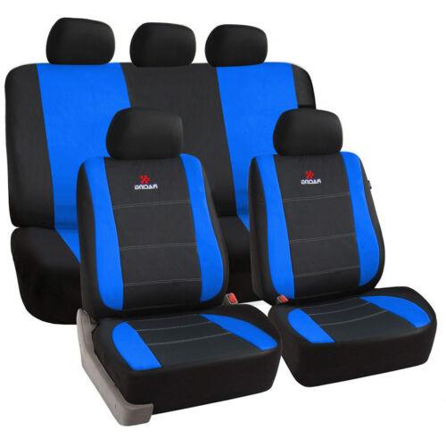Universal Auto Sitzbezüge Sitzauflage Schonbezug Komplettset SCSC0109
