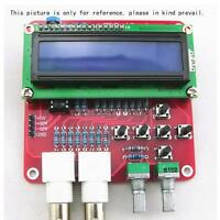 Dds Function Signal Generator Module Diy Kit Triangle / Square /sine Wave Lcd Tt